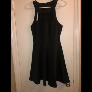 black dress in perfect condition